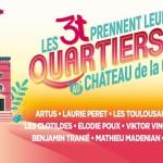 <b>Le Château de la Garrigue accueillera cet été encore des dizaines de Spectacles d'Humour en plein ai...</b>